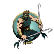 Ninja man shuang gou