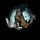 Ninja man machete