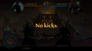 Arkhos Raid No Kicks