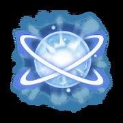 Drop titan sphere