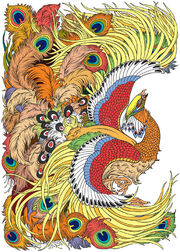 Feng-huang-mythological-bird-phoenix-vector-illustration-94520334