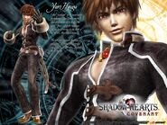 Shadow hearts covenant wallpaper yuri