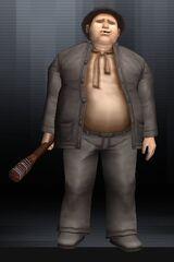 Fat thug