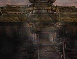 Tempelruinen
