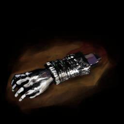 Silver hand