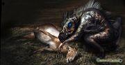 Chupa-cabra capturado - Bluedog - o enigmático caso que intrigou os EUA