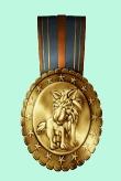 Beast medal