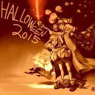 Sh3 halloween by miyako
