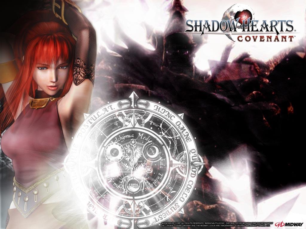 Shadow Hearts Covenant