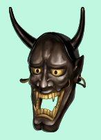 Ogress mask
