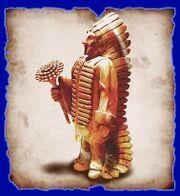 Hotoru statue
