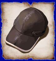 Leather capftnw
