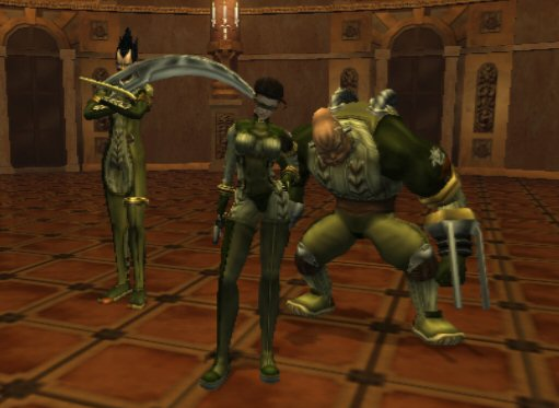 Image result for shadow hearts covenant mutant apes