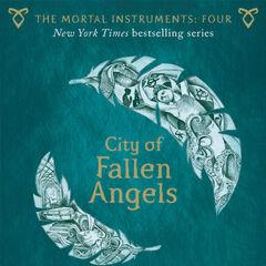 Seconda edizione inglese, <i>City of Fallen Angels</i>