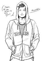 Portré TST Michael