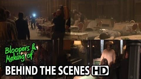 The Mortal Instruments City of Bones (2013) Making of & Behind the Scenes (Part2 3)