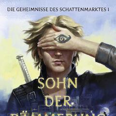 Немецкая обложка (<i>Sohn Der Dämmerung</i>)
