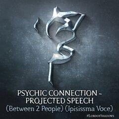 Духовная связь - Телепатия (