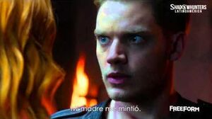 "Shadowhunters 1x02 promo ""The Descent Into Hell Isn't Easy"" (Subtitulado)"