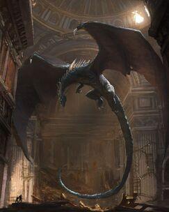 Demonio Dragon
