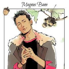 Магнус Бейн