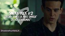 """3x09 """"Familia Ante Omnia"""" 3x10 """"Erchomai"""" - Sneak Peek 2"""