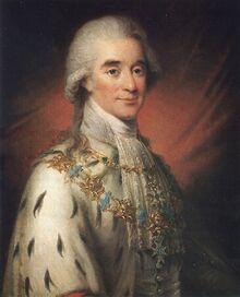 Axel von Fersen real