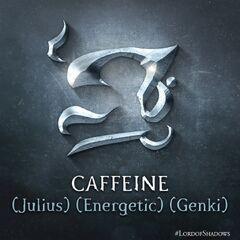 Кофеин (Julius; Energetic; Genki)