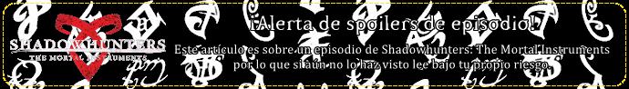 Spoiler episodio cabecera