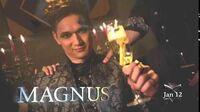 Shadowhunters Characters Magnus