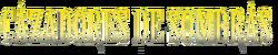 Cazadores de Sombras logo en español
