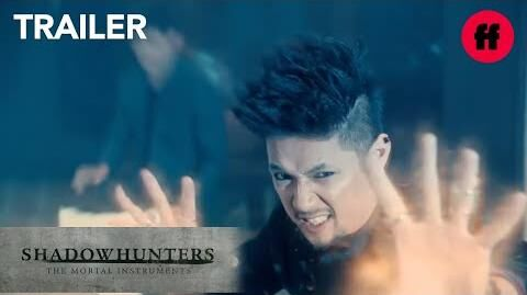 Season 3 Trailer Shadowhunters