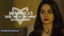 """3x09 """"Familia Ante Omnia"""" 3x10 """"Erchomai"""" - Sneak Peek 3"""