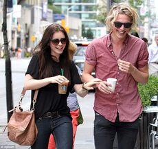 Lily & Jamie, Clary & Jace