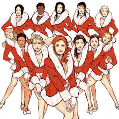 Las chicas (Diciembre)