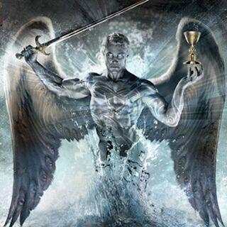 Ángel Raziel | Wiki Shadowhunters en Español | FANDOM