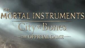 Official The Mortal Instruments City of Bones - Official Game Launch Trailer