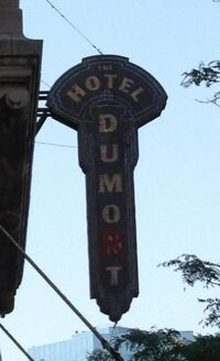 Отель Дюморт