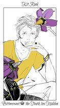 Virágos kártya Kit