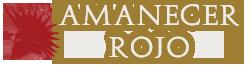 Amanecer Rojo Wiki logo