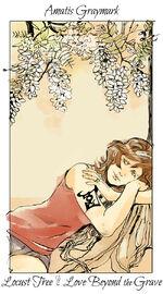 Virágos kártya Amatis