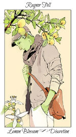 Virágos kártya Ragnor