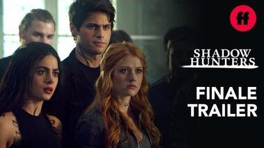 Shadowhunters Watch The 2 ½ Hour Series Finale Extended Trailer