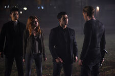 TMI210promo Magnus, Clary, Raphael, & Jace 01