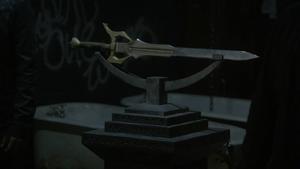 Epée mortelle