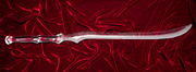 Long seraph blade