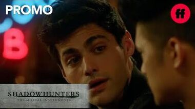 Shadowhunters Season 2, Episode 6 Trailer Iron Sisters Freeform