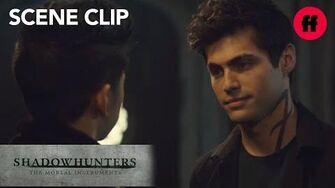 Shadowhunters Season 2, Episode 18 Malec Breakup Freeform