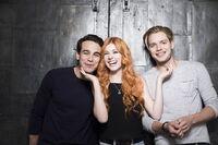 Clary, Simon & Jace S1