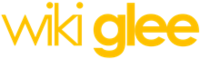 GleeWiki Wordmark